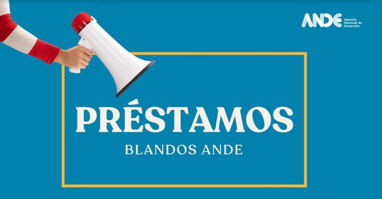 ANDE OFRECE PRESTAMOS A TASA 0 PARA EMPRESAS