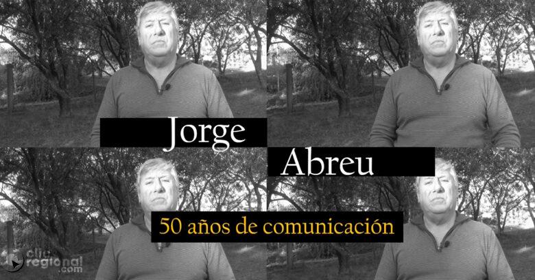 ENTREVISTA: LOS 50 AÑOS DE JORGE ABREU EN LOS MEDIOS